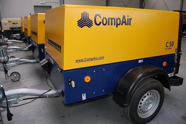 Sprężarka kompresor Compair C50 Nowa!