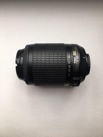 Объектив Nikon AF-S Nikkor 55-200mm f/4-5.6G ED AF-S DX Zoom