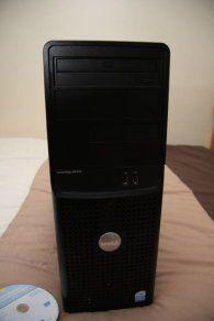 Сервер Dell PowerEdge SC440 Xeon DC 3040 1.86GHz/2gb/250gb/4u 305w