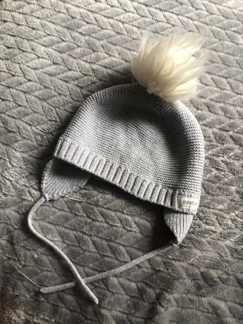 Newbie cudna czapka zima 44/46