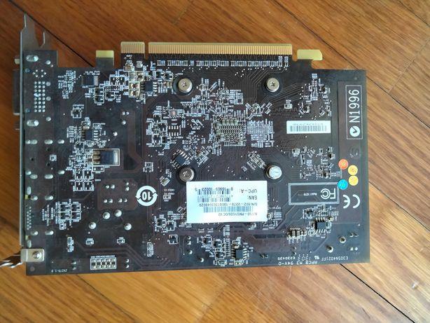placa gráfica MSI RADEON 7750