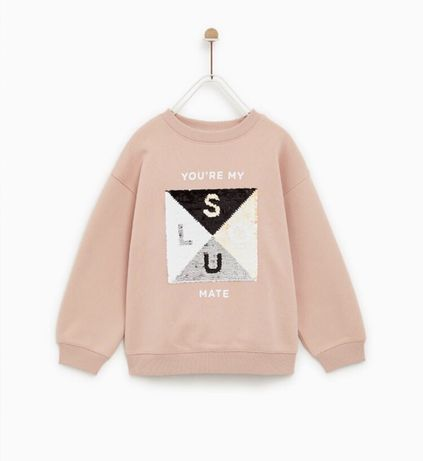 Bluza z cekinami Zara 110