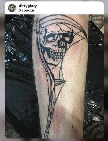 Татуировки Харьков Студия Нужны модели тату за расходники