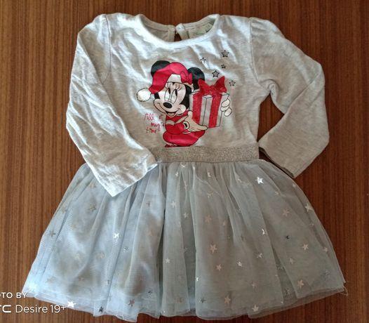 Sukienka formy Disney rozmiar 74cm