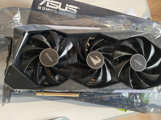 Видеокарты GeForce RTX 3070/3080/2080