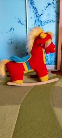 Детская лошадка игрушка