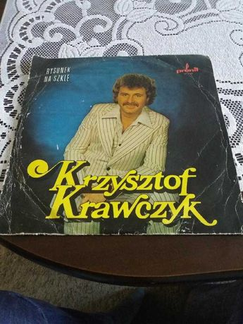 Plyta vinyl winylowa Krzysztof  Krawczyk
