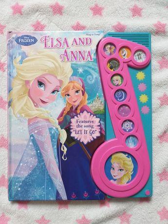 Кгига Elsa and Anna