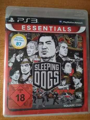 Gra Sleeping Dogs PlayStation PS3