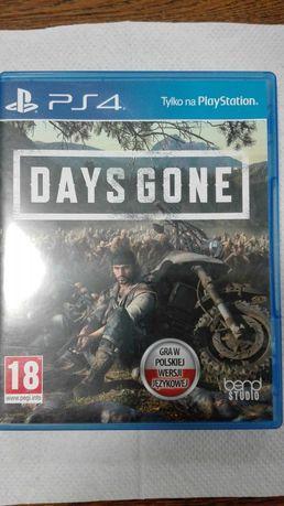 Days Gone gra na konsole Ps 4