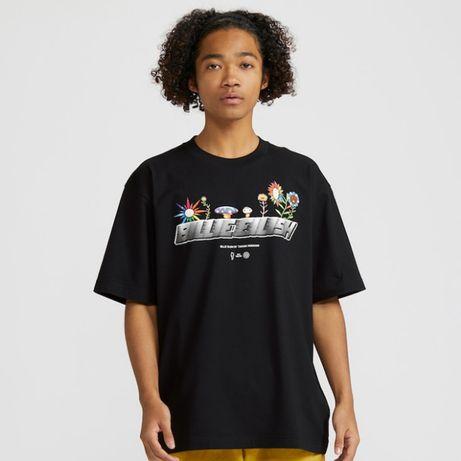 Billie Eilish x Takashi Murakami T-shirt