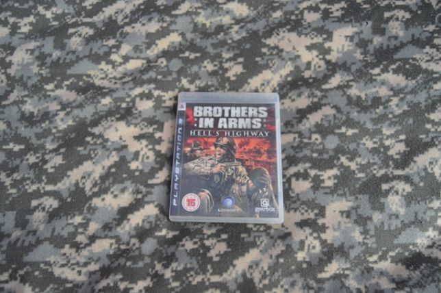 Gra Ps3 Brothers in Arms