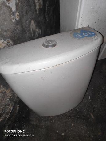 Spłuczka wc, dolnospłuk 3,6l