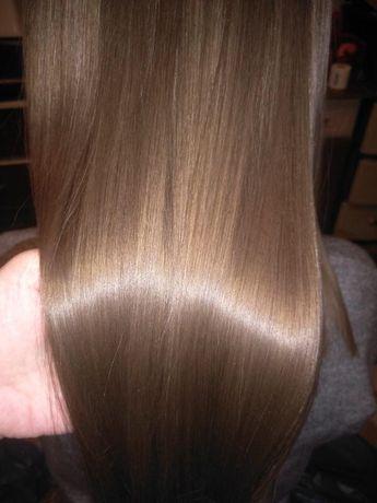 Кератиновое выравнивание, ботокс для волос