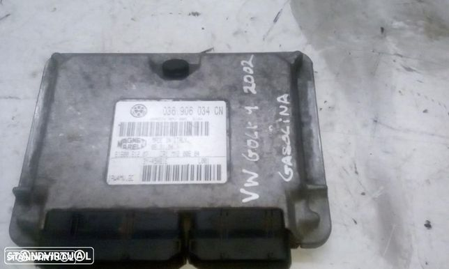 Centralina do motor Volkswagen Golf 4 2002 gasolina