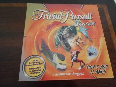 Jogo Trivial Pursuit Junior