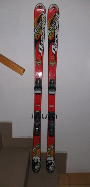 Narty Rossignol X-Fight dł. 150 cm