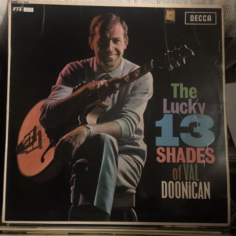 Vinil: Val Doonican - The Lucky 13 Shades - 1964