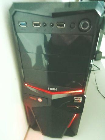Computador Desktop AMD Ryzen 3 1200 4Ghz 10Mb C/ 16Mb DDR4 3200Mhz