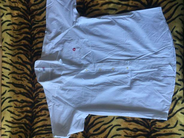 Мужская рубашка большой размер