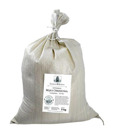 Mąka Orkiszowa Ekologiczna BIO typ 700 Warmia od gospodarza 5 Kg