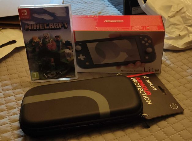 Nintendo Switch psp ps game boy minecraft
