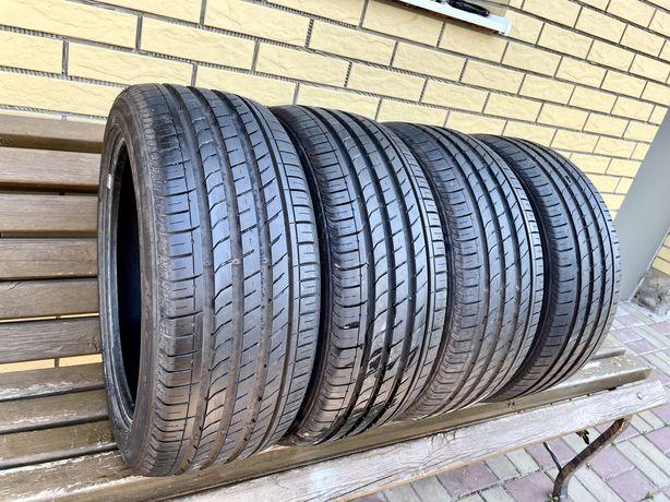 Шини резина r16 205.45 nexen комплект 2017  ціна за шт