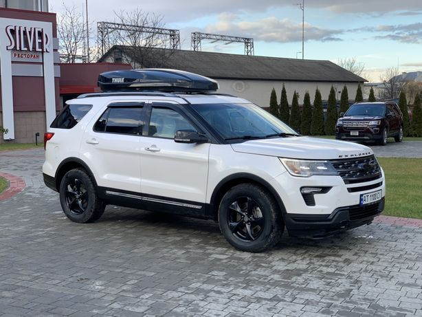 Ford Explorer 4WD 2018
