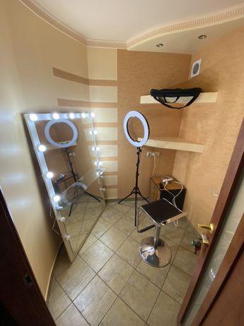 Сдам кабинет в аренду для бровиста/визажиста