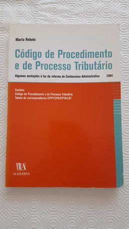 Codigo de procedimento e de processo tributário
