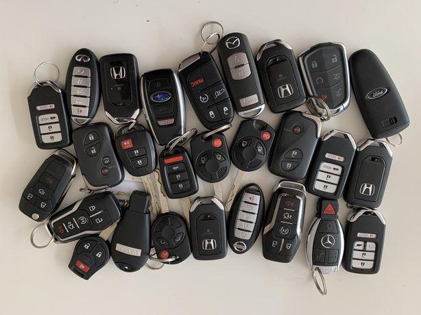 Ключи для авто оригинал