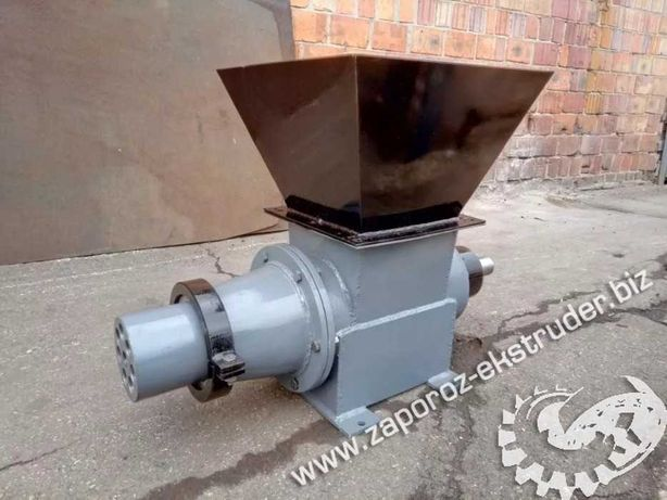 Пресс для брикетов для угольной пыли до 1000 кг/час (РАБОЧАЯ ЧАСТЬ)