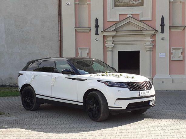 Auto do ślubu Range Rover Velar Lublin Lubelskie BMW S5 G30 2020
