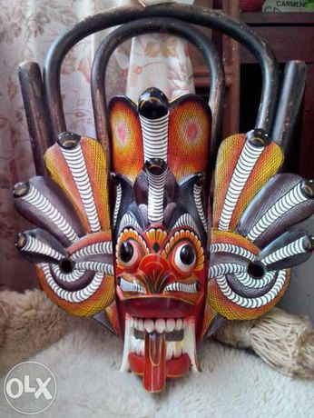 Продам маску пальмового дерево