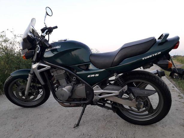 Motocykl Kawasaki ER 5, 1999 rok