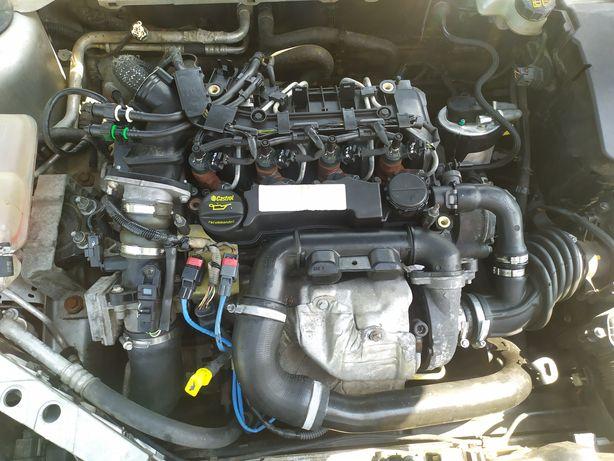Двигун мотор двигатель 1.6 тдсі Форд фокус Вольво мазда пежо сітроен