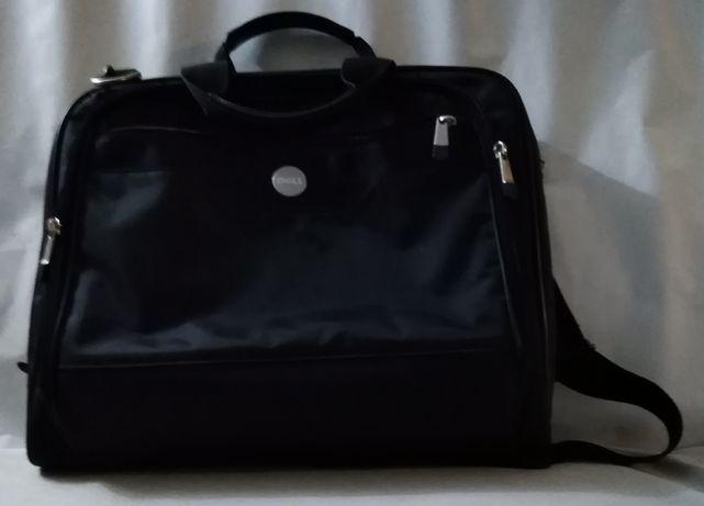 Mala / pasta / mochila para PC portátil ou documentos da marca DELL