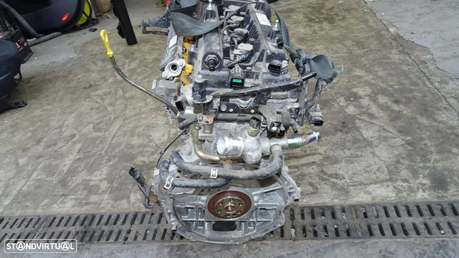 Motor HYUNDAI KIA I30 1.6L 120/132 CV - G4FG