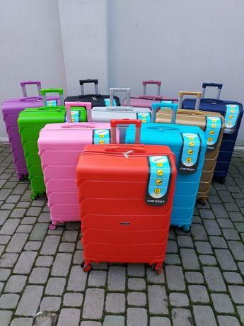 CARBON 2030 Туреччина валізи чемоданы сумки на колесах