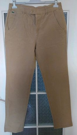 Spodnie męskie Lacoste