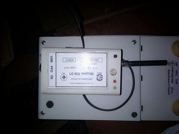 GSM модем хм-01 до касового апарату