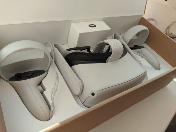 Oculus Quest 2 64GB Очки Виртуальной Реальности + Кабель к ПК