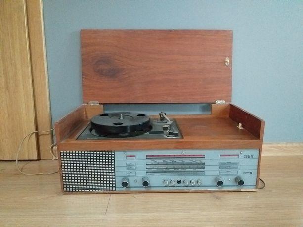 Stare Radio Unitra Sudety