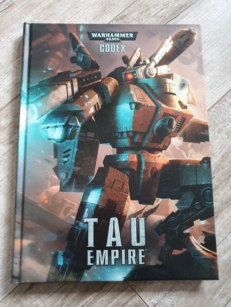 Warhammer 40k codex Tau