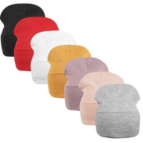 Хит сезона зимняя шапка с люрексом Дейзи ог.50-55см
