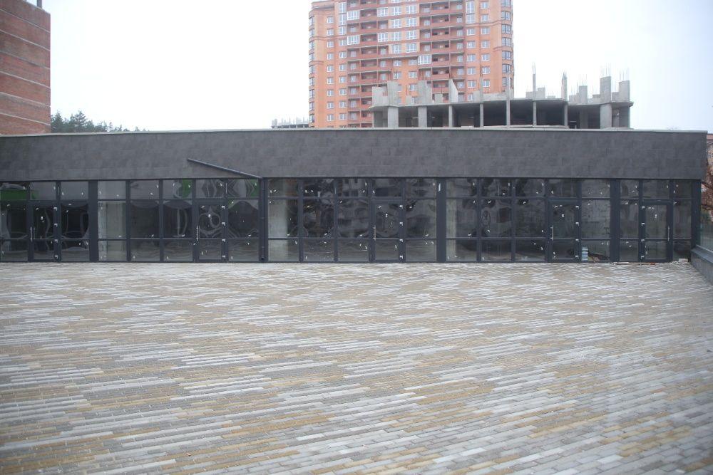 Аренда нежилого помещения 73,13м2. Панорамные окна Ирпень - изображение 1