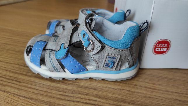 Sandały sandałki Cool club smyk 21