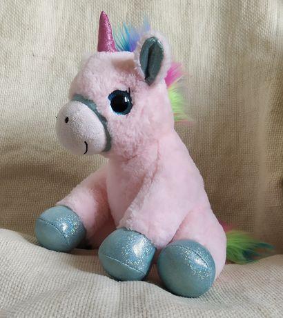 единорог 31 см simba toys benelux радужный розовый единорожка unicorn