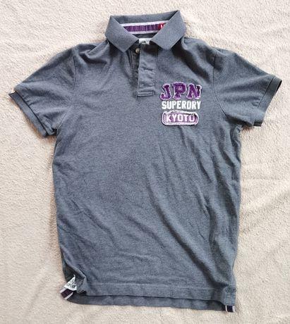 Koszulka polo SuperDry JPN Kyoto M wysyłka jak Abercrombie