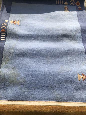 Dywan niebieski 165x230